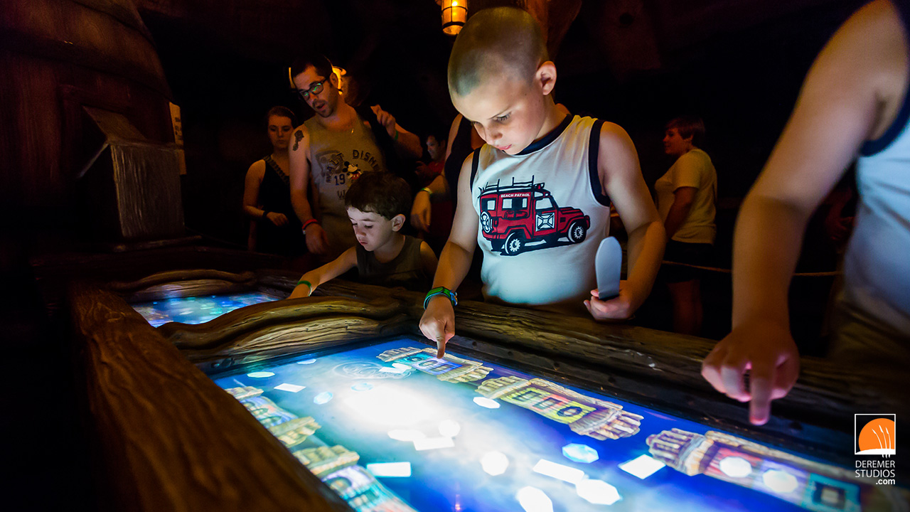 2014 05 Fine Art - Disney Seven Dwarfs Mine Train 10 Sneak Peek